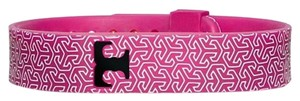 Tory Burch TORY BURCH FOR FITBIT SILICONE PRINTED BRACELET