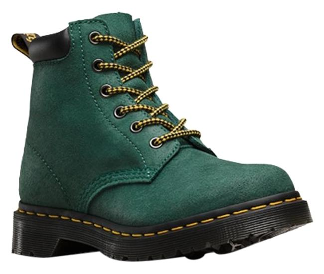 Item - Green / Teal Doc 939 Suede Boots/Booties Size US 7.5 Regular (M, B)