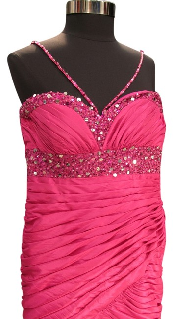Preload https://img-static.tradesy.com/item/1741221/fuschia-e4085-prom-6-long-formal-dress-size-4-s-0-0-650-650.jpg