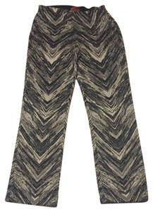 Missoni Capri/Cropped Pants Black & White