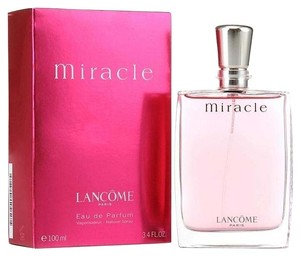 MIRACLE by LANCOME Eau de Parfum Spray 3.4 oz / 100 ml for women. *Brand New*
