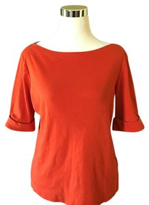 Lauren Ralph Lauren Top Orange