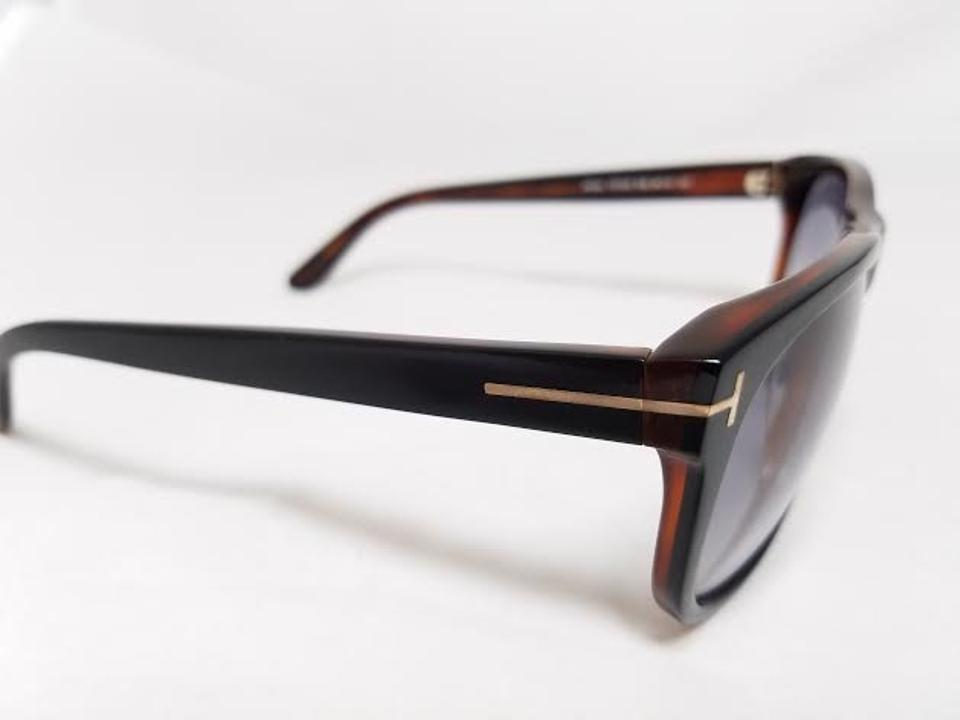 b292a777f3 Tom Ford Black Havana Olivier Tf236 05b Sunglasses - Tradesy