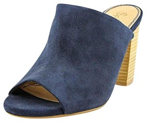Splendid Navy Mules