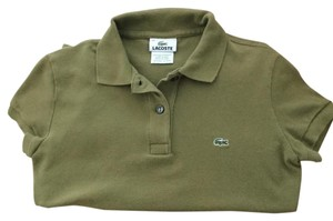 Lacoste T Shirt Olive green