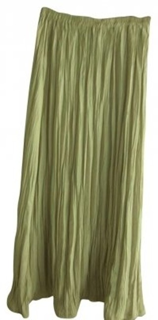 Preload https://item5.tradesy.com/images/babette-celery-maxi-skirt-size-os-one-size-174139-0-0.jpg?width=400&height=650