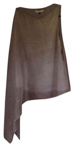 Halston Top Taupe