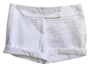 INC International Concepts Dress Shorts White