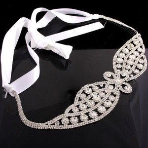 Radiant Bridal Sash
