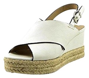 Via Spiga White Wedges