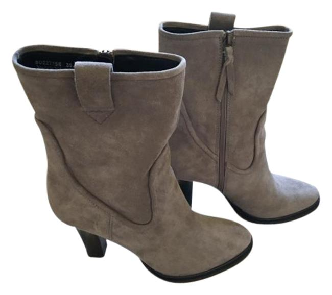 Item - Gray Suede Stunning Boots/Booties Size US 8.5 Regular (M, B)