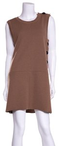 Chloé short dress Camel on Tradesy
