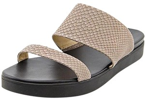 Via Spiga Dark Taupe Sandals