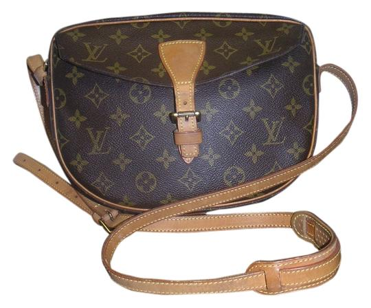 Preload https://item3.tradesy.com/images/louis-vuitton-jeune-fille-monogram-canvas-canvasleather-cross-body-bag-1741717-0-0.jpg?width=440&height=440