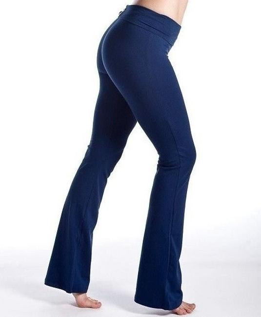 Item - Navy Blue New Yoga Lounge Sweat Small Activewear Bottoms Size 4 (S, 27)