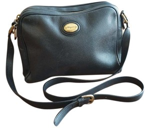 Salvatore Ferragamo Leather Vintage Cross Body Bag