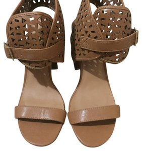 Qupid Tan Sandals