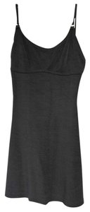 Robin Piccone short dress Black Body Suit Adjustable Straps on Tradesy