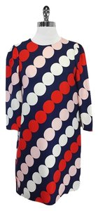 Kate Spade short dress Multi Color Dotted Shift on Tradesy