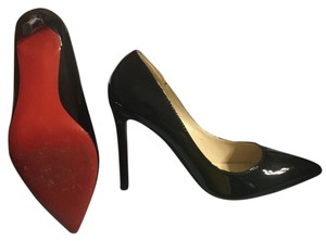 Fake red bottoms Pumps