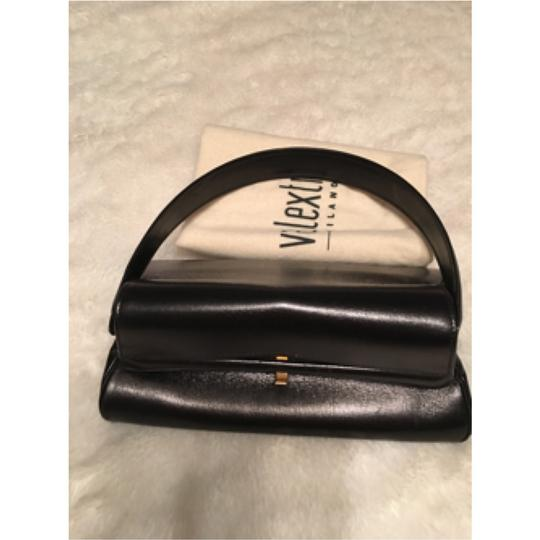 Valextra Satchel in Black