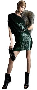 Haute Hippie Sequin Christmas Dress