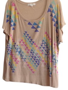 Forever 21 Top Tan