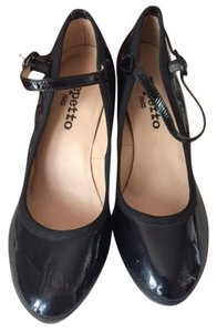 Repetto Black Pumps