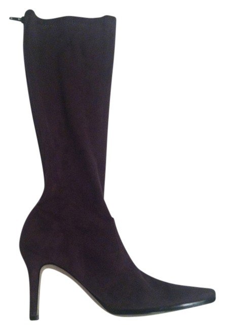 Sam & Libby Grey And Light Weight Suede Boots/Booties Size US 7 Regular (M, B) Sam & Libby Grey And Light Weight Suede Boots/Booties Size US 7 Regular (M, B) Image 1