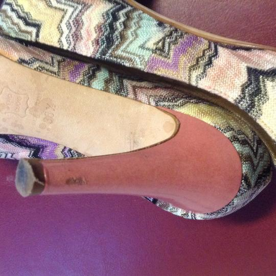 Missoni Shades of pink Pumps