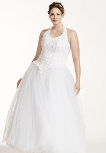 David's Bridal 96280 Wedding Dress