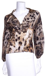 Just Cavalli Long Sleeve Top