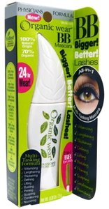Physicians Formula Physicians Formula Organic Wear BB Mascara, Ultra Black 6413