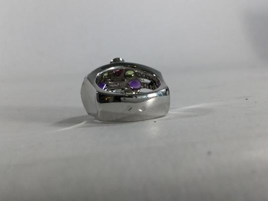 Chanel 18Kt White Gold Dome San Marco Ring