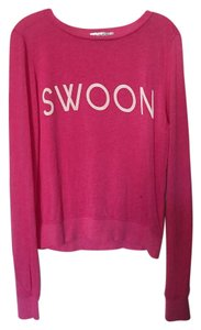 Wildfox Valentinesday Soft Sweater