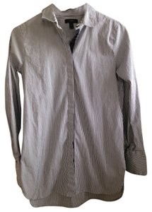 J.Crew Button Down Shirt Stripe