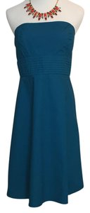 Gap short dress Dark teal on Tradesy