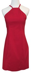 Express short dress Red on Tradesy