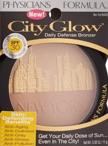 Physicians Formula Physicians Formula City Glow Daily Defense Bronzer in New York 6445