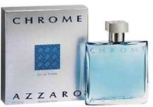 Azzaro AZZARO CHROME Men Cologne 3.4 oz / 100 ml EDT Spray Men New