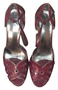 Franco Sarto Wedge Red Wedges