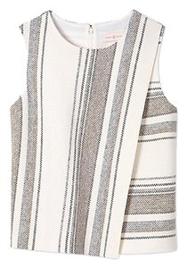 Tory Burch Baja Stripe Sleeveless Top