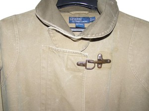 Ralph Lauren Polo Raincoat