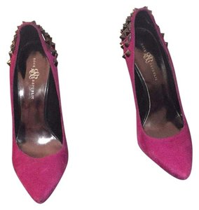 Rock & Republic Fuchsia Pumps