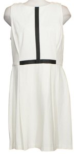 Lauren Ralph Lauren short dress Cream Knit on Tradesy