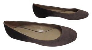 Calvin Klein Collection Made In Italy Ombre Design Grey Flats