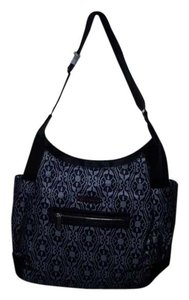 Adeline madelina Black/Navy Diaper Bag