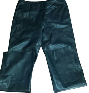 Cache Boot Cut Pants Black