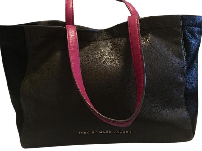 Item - Marc By Marc Jacobs What's The T Colorblock Tote Bag