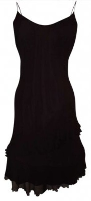 Preload https://item4.tradesy.com/images/newport-news-dark-chocolate-crinkled-silk-lined-slip-mid-length-night-out-dress-size-14-l-174263-0-0.jpg?width=400&height=650